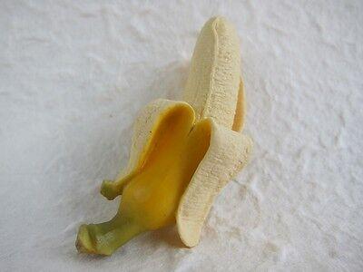 Banana Fruit Magnet Fridge Home Decoration 3D Resin Craft Gift Kitchen Souvenir
