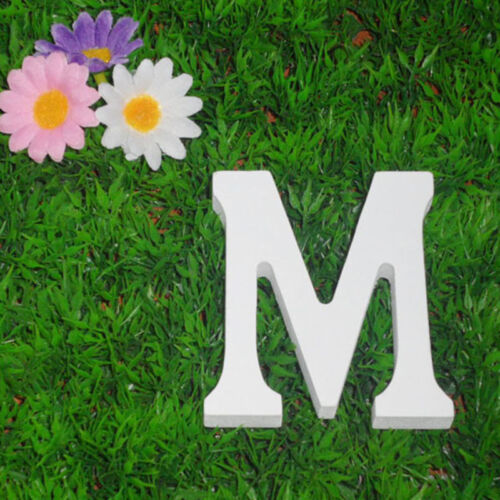 New*Large 26 Wooden Alphabet Letters// Wall Hanging// Nursery Decor// Alphabet Wall