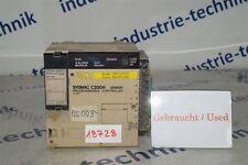 OMRON SYSMAC C200H Programmable Controller C200H-CPU03-E Program. Controller