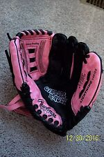 Girls Rawlings Baseball Glove - For Righthanded Thrower