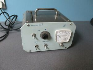 RATEMETER-903-VINTAGE-ATOMIC-PHYSICS-by-RESEARCH-ELECTRONICS-WORKING