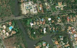 Terreno en venta con salida al canal de navegación en Nuevo Vallarta