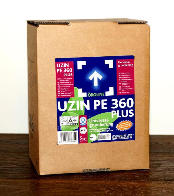 UZIN PE 360 Plus 5kg, Gebrauchsfertige Grundierung, Dispersionsgrundierung