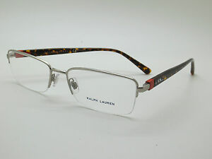 Polo PH1141 Eyeglasses-9046 Matte Silver-55mm