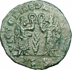 CONSTANS-Constantine-the-Great-son-347AD-Ancient-Roman-Coin-Victories-i26386