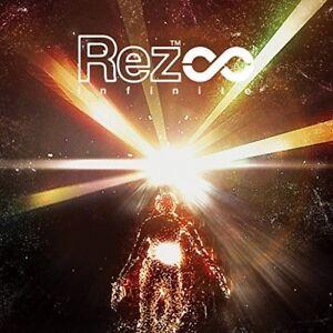 Rez-O-S-T-New-CD-Bonus-Track-With-Book-Japan-Import