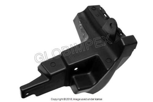 MERCEDES 1 year Warranty Bumper Cover Bracket Front LEFT GENUINE 2010-2015