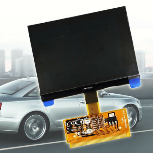 High Quality LCD Screen Fit For Audi A3 A4 A6 S4 B5  Instrument Cluster Display