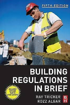 Building Regulations in Brief, Fifth Edition-ExLibrary