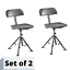 Guide-Gear-360-Degree-Swivel-Blind-Hunting-Chair-300-lb-Capacity-Set-of-2 thumbnail 1