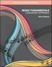 SUMY TAKESUE - Music Fundamentals: A Balanced Approach - PAPERBACK