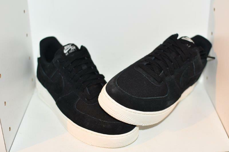 NIKE AIR FORCE 1 LOW '07 SUEDE MENS SHOES -  MENS SIZE 9
