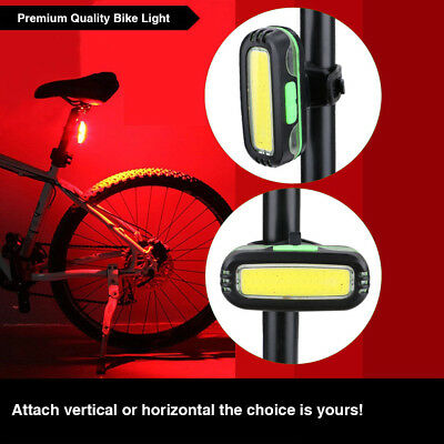 Waterproof LED Bicycle Bike Lamp SafeRiding Flashlight Lamp for Mountaineers
