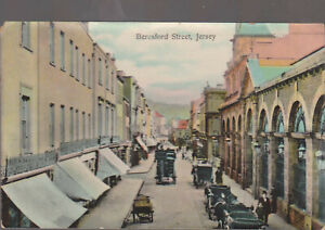 PPC Beresford Street Jersey c1910
