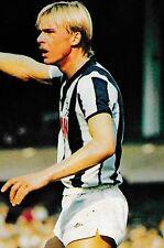 Football Photo MARTYN BENNETT West Bromwich Albion 1982-83
