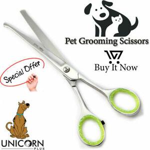 Professional-pet-grooming-scissors-shears-Pet-Dog-Cat-Chrome-Quality-Hair-Cut