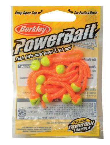 Berkley Powerbait MICE TAILS Forellenköder//Troutpowerbait 10 Mäuseschwänze