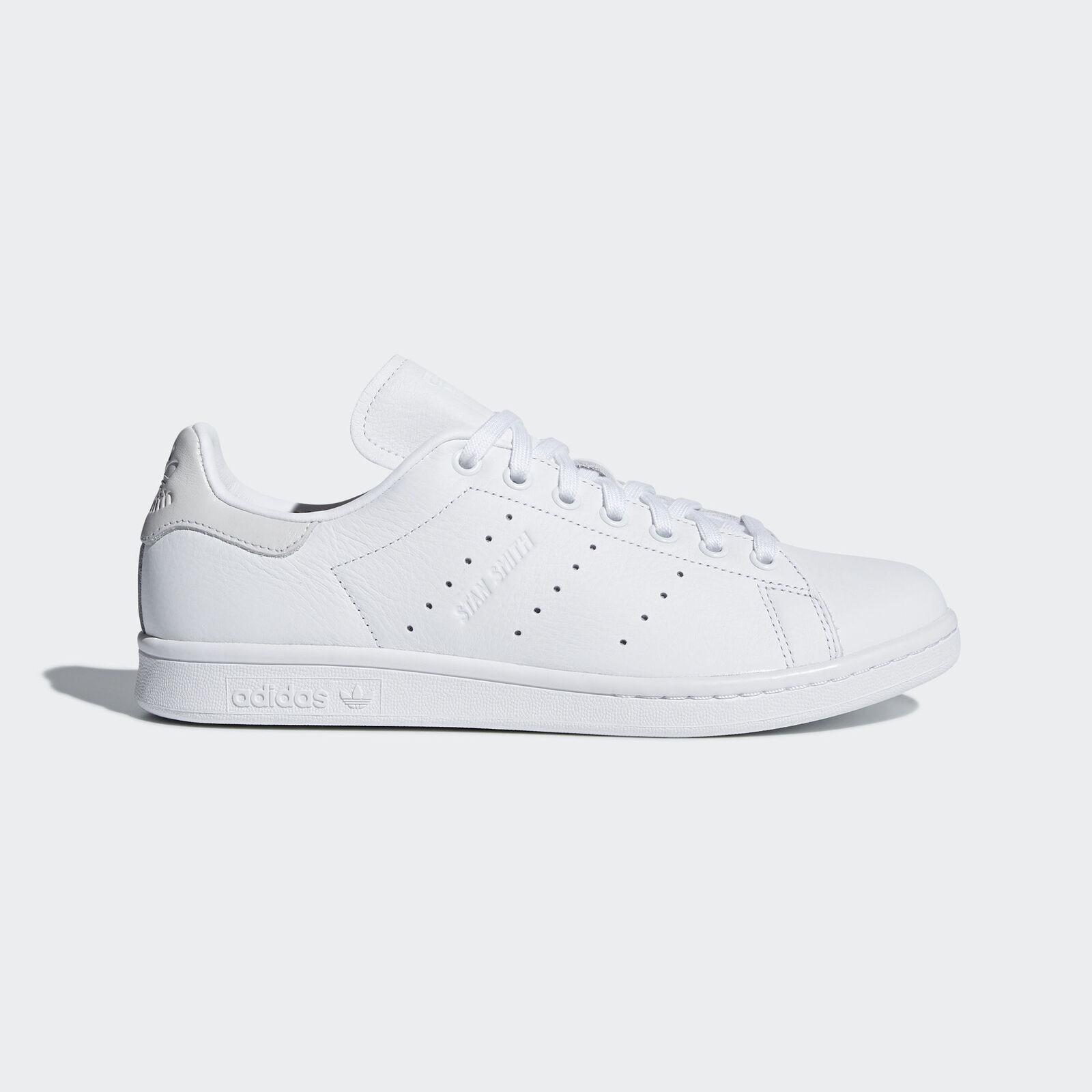 Adidas Originals Stan Smith la reducción del precio zapatos de los hombres casual zapatos precio blanco / blanco 5064af