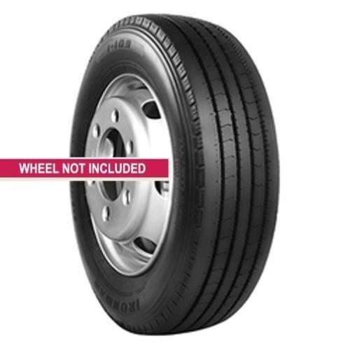 8 New Tires 11 R 24 5 Ironman 109 Ap Steer Rib 14 Ply Semi Truck 11r