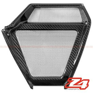 2011-2018-Diavel-Lower-Radiator-Grille-Cover-Guard-Fairing-Cowling-Carbon-Fiber