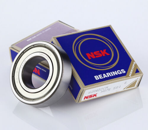 NSK 6307 ZZ Deep Groove Radial Ball Bearing 35x80x21mm