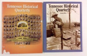 Lot-Of-52-Issues-Tennessee-Historical-Quarterly-2001-2014-Excellent-Condition
