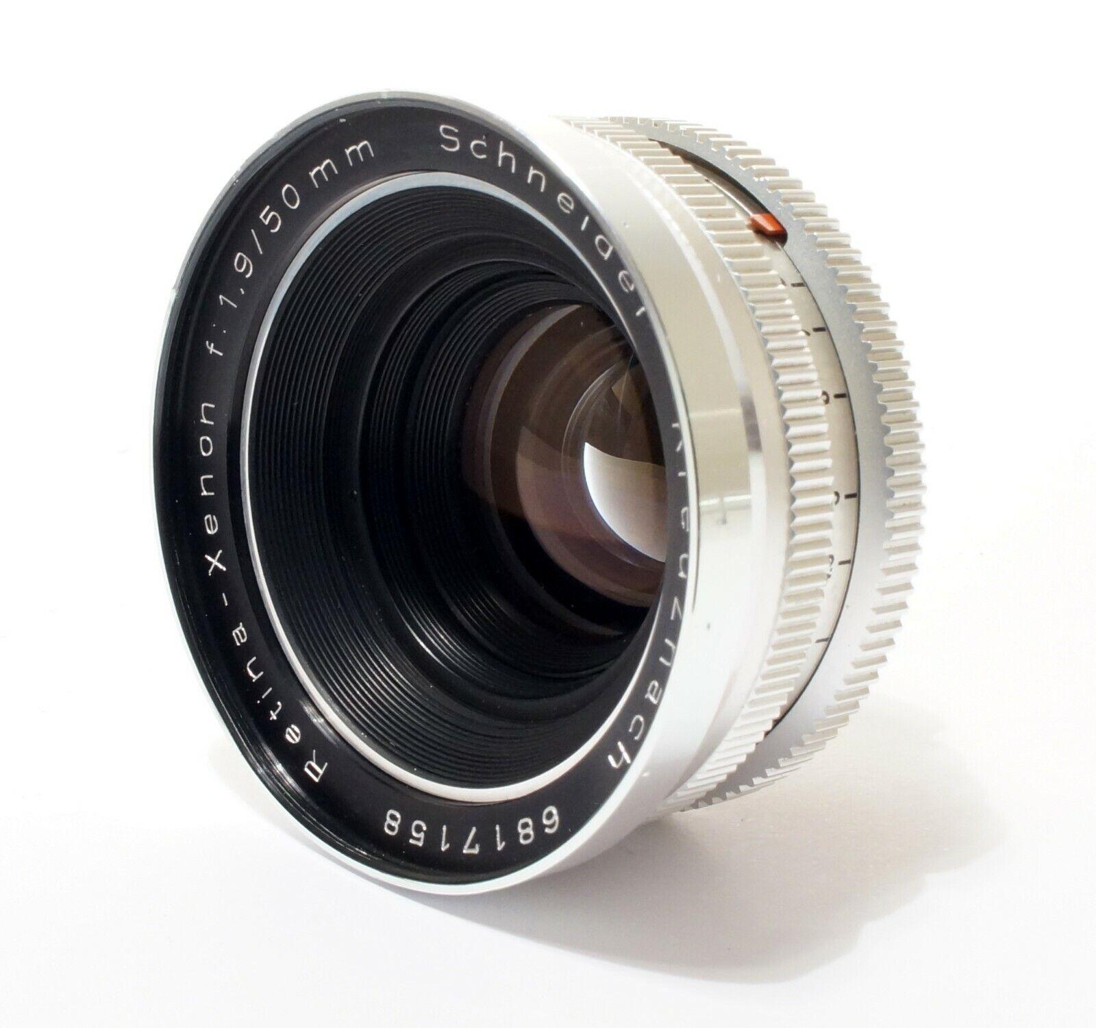 Image 1 - Schneider Kreuznach Retina Xenon F1.9/50mm - DKL Mount - Optics Superb.