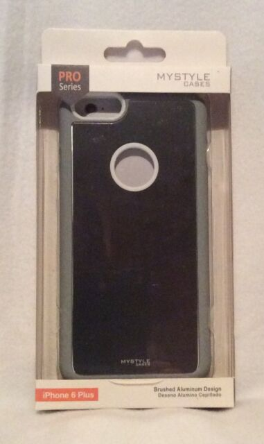 Mystyle Cases - Pro Series - IPhone 6 Plus - Silver - Brand New