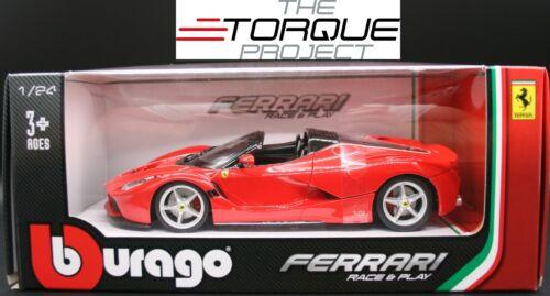 Ferrari La Ferrari Aperta 1//24 by Bburago