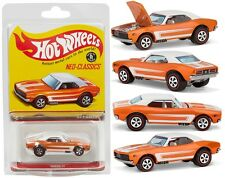 (F) NEW Hot Wheels RLC Neo-Classics 1967 Chevy '67 CAMARO .... SOLD OUT !
