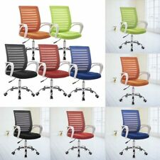 Ergonomic Office Gaming Chair Executive Home Computer Desk Task Mid Back Swivel