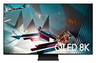 "Samsung Q800T QN65Q800TAFXZA 65"" QLED 8K Smart TV - Titan Black"