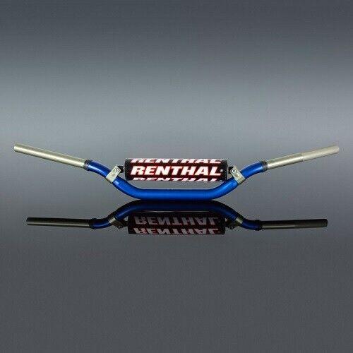 RENTHAL MANUBRIO 28.6 mm BLU TWINWALL 994 KTM HIGH
