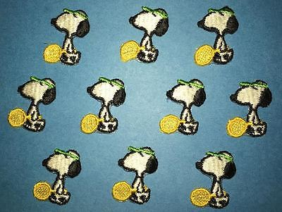 5 Lot Vintage Rare 1970/'s Snoopy And Woodstock Peanuts Hat Jacket Patches 394R