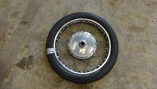 """1971 suzuki t250 hustler S747~ front wheel rim 18"""""""
