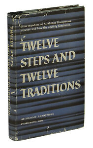 12 steps and 12 traditions book