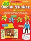 40 Fabulous Social Studies Activities by Catherine M Tamblyn (Paperback / softback, 2013)