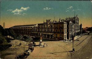Buenos-Aires-Argentinien-Argentina-AK-ca-1910-Kreuzung-Strasse-Stadt-City-Street