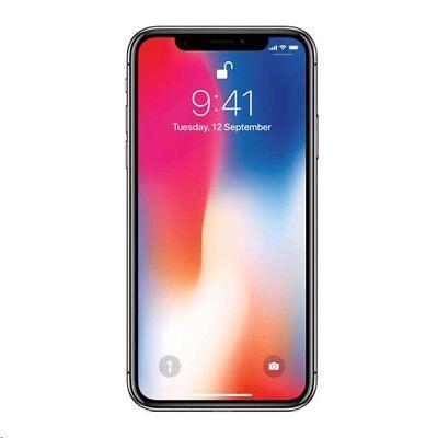 Apple iPhone X (64GB) Space Grey