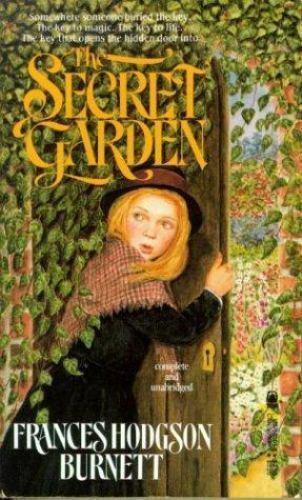 Tor Classics Ser The Secret Garden By Frances Hodgson Burnett 1990 Mass Market Unabridged Edition For Sale Online Ebay
