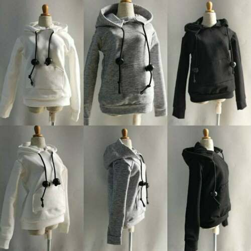BJD Doll Clothes 1//4 MSD  boy/& girl  simple long sleeve hoodie white