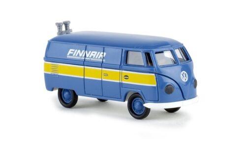 Brekina 32053 - 1/87 Volkswagen / Vw T1A Kasten - Finnair - Neu