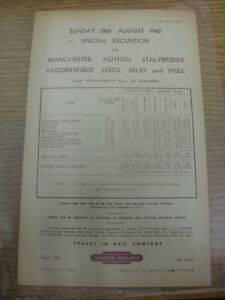 28-08-1960-Railway-Handbill-London-Midland-Special-Excursion-to-Manchester-As