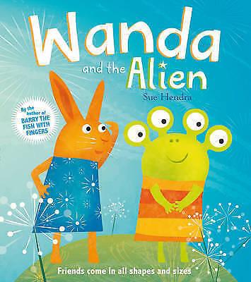 Wanda and the Alien, Hendra, Sue, Good Book