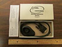 Corel Monitor Luminance Sensor 497hdllssdeng0 Serial