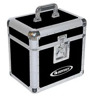 "Odyssey Klp1blk Black Krom Lp/utility Case Holds 70 12"" Vinyl Record Lp Case"