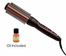 "Babyliss Pro One N Only Argan Heat 1-1/2"" Ceramic Hot Brush Stylist Hair Dryer"