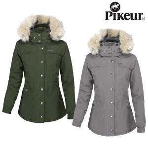 Ebay Jacket Shipping Uk Parka free Dea Short Pikeur Ladies zq8xRqp