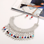Bohemia-Women-Choker-Chunky-Statement-Bib-Alloy-Charm-Pendant-Necklace-Jewelry thumbnail 69