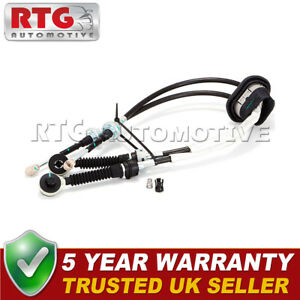 Gear-Selector-Linkage-Cables-For-Peugeot-806-Expert-Citroen-Dispatch-Fiat-Scudo